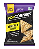 POPCORNERS Cinema Style (Butter), Popped Corn