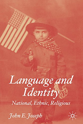 Language and Identity: National, Ethnic, Religious by Palgrave Macmillan