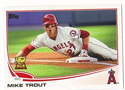 Amazoncom 2016 Topps Topps Bergers Best Bb 62 Mike Trout