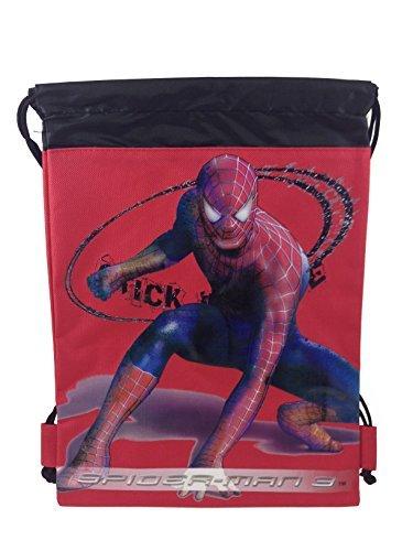 Spiderman Drawstring Backpack - Marvel (Drawstring Spider Man)