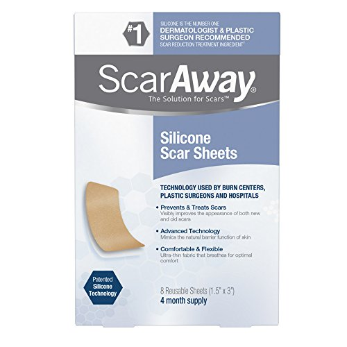 Buy silicone gel pads scar