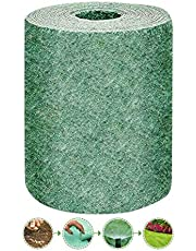 Degradable Grass Seed Mat,Garden Lawn Ecological Blanket,Help Deeds Absorb Nutrients and Promote Growth