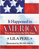 It Happened in America, Lila Perl, 0805017194
