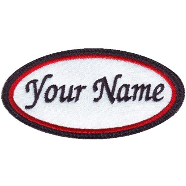 You Choose The Name  /& iron on or sew on applique patch Made to order ~ Personalized Space Wars Name badge