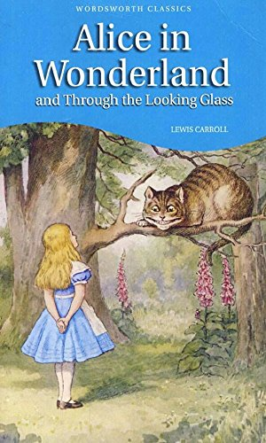 Alice in Wonderland and Through the looking Glass(Annotated)