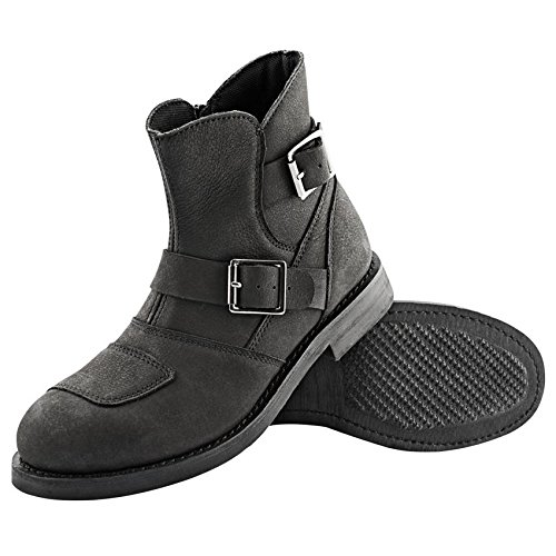 Speed Motorcycle Boots - 5