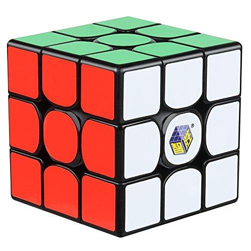Coogam Yuxin Huanglong M Speed Cube Black 3x3 Zhisheng Huang Long 3 Magnetic Puzzle Cube