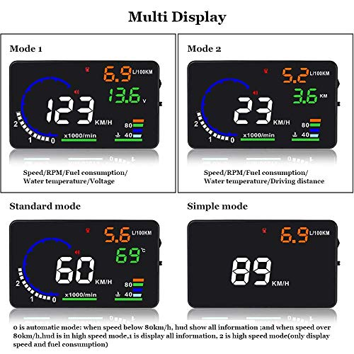 Buy auto head up display