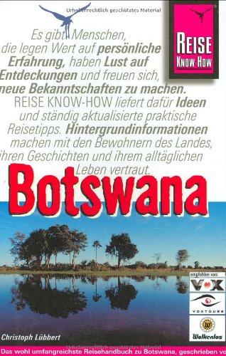 Botswana: Reisehandbuch