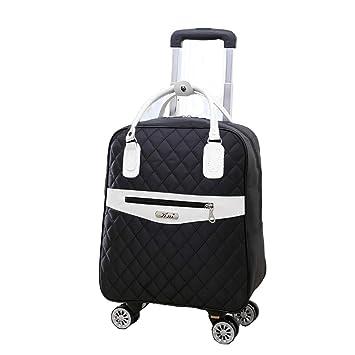 Rolling Duffle Trolley Bag Bolsas de Viaje Sobre Ruedas ...