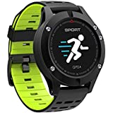 NEW F5 Smart watch with GPS Altimeter Barometer Thermometer Heart Rate Bluetooth 4.2 IP67 Waterproof Sports