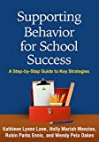 Supporting Behavior for School Success