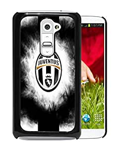 Popular Custom Designed Cover Case For LG G2 With Juventus Black Phone Case 5