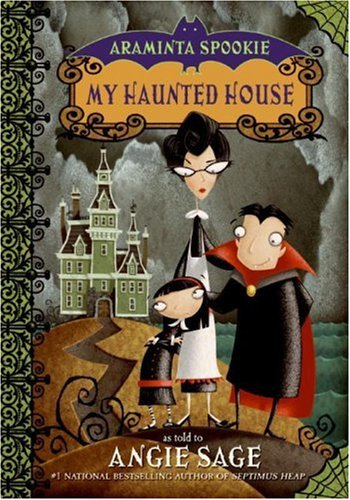 Download Araminta Spookie 1: My Haunted House pdf