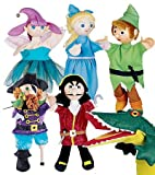 Peter Pan Costumed Puppets Special, Set of 6