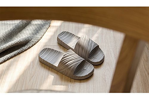 Indoor Bathroom Men and Women Slippers rOqUr