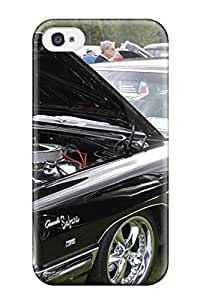 First-class Case Cover For Iphone 4/4s Dual Protection Cover Pontiac Vehicles Cars Other