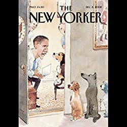 The New Yorker, December 8th, 2008 (Graeme Wood, Ian Frazier, Nancy Franklin)