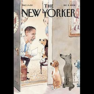 The New Yorker, December 8th, 2008 (Graeme Wood, Ian Frazier, Nancy Franklin) Periodical