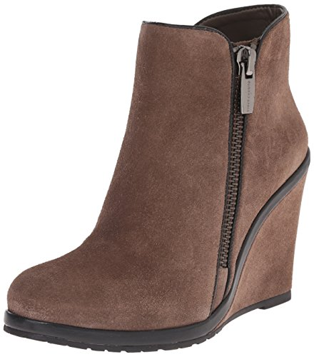 Vince Camuto Women's Jeffers Boot, Midnight Taupe/Black, 7