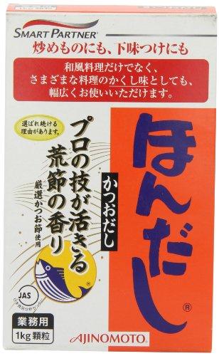Ajinomoto Hon Dashi Stock Real Dashi 1 Kg by Ajinomoto