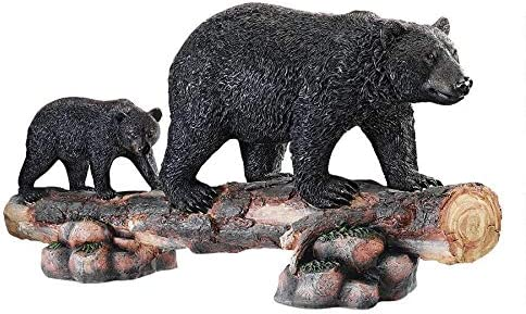 Design Toscano MoTher Bear and Cub Grand Scale Animal Statue