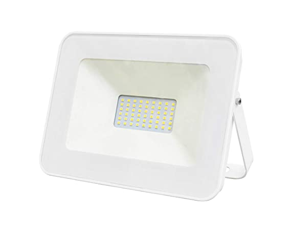 Proyector LED blanco 175 - 265 V 50 W blanco frío - ALCAPOWER ...