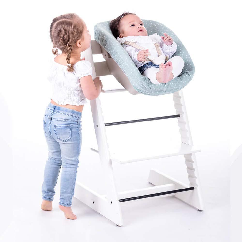 Ukje - Funda Para Tronas de Bebe Stokke Newborn 1 Pieza Funda ...