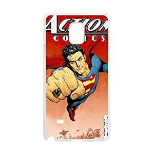 Samsung Galaxy S4 Phone Case White Action Comics HOD553207