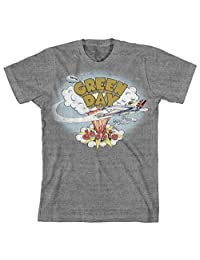 Green Day 'Dookie (Grey)' T-Shirt