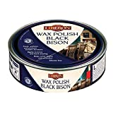 Liberon Fine Paste Wax Black Bison 150ml - Georgian Mahogany