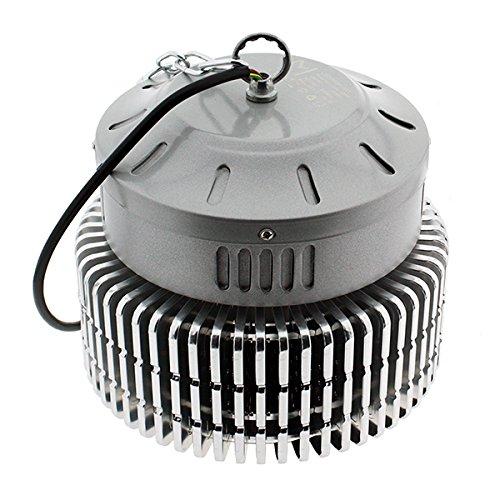 Campana LED SMD Pro 150W 60/º industrial Ideal para nave almacen luz blanca 6000k taller Leduni