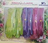 Women's Garden Gloves (6 Pair Pack)