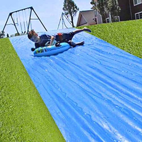 6x1.5M Large Slide Water Slide Lawn Slide Water Toys Durable Lawn Big Waterslide