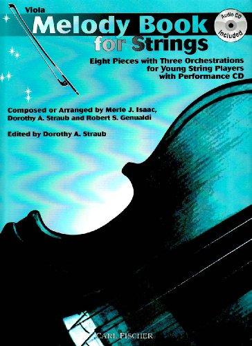 O5358 - Melody Book for Strings - Viola w/CD