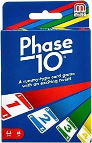 Mattel Games Phase 10 Card Game