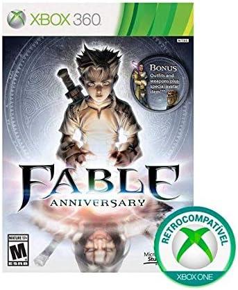 Amazon Com Fable Anniversary Microsoft Corporation Video Games