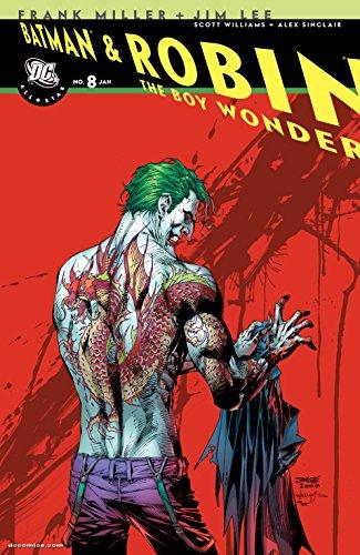 All-Star Batman and Robin, The Boy Wonder (2005-) #8 ()