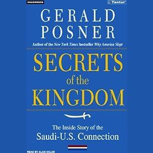 Secrets of the Kingdom Audiobook