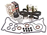 eagle talon timing cover - Evergreen TBK246VC 95-99 Chysler Dodge Eagle Mitsubishi Plymouth 2.0 DOHC 420A Timing Belt Kit Valve Cover Gasket GMB Water Pump