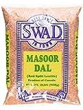 Swad Masoor Dal 2 Lbs