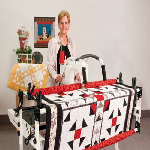Grace Start-Right Crib Sewing/Quilting Frame For Quilting Machine : Juki 2000...