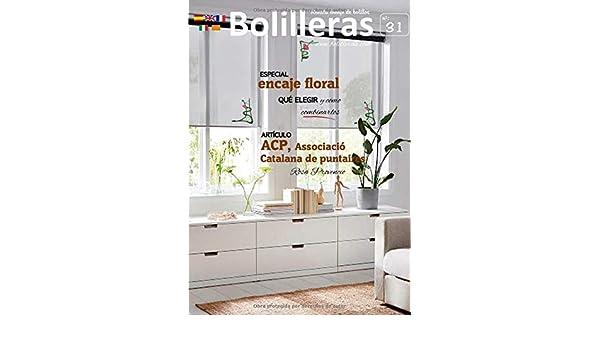 Bolilleras 31: revista de encaje de bolillos: Amazon.es: Albert, María Isabel: Libros