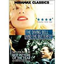 The Diving Bell and the Butterfly (2011)