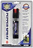 Streetwise Security Products Lab Certified Streetwise 18 Pepper Spray, 3/4-Ounce, Key Ring and Clip Review