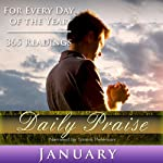 Daily Praise: January: A Prayer of Praise for Every Day of the Month | Simon Peterson