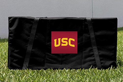 Victory Tailgate USC Trojans Cornhole Carrying Case