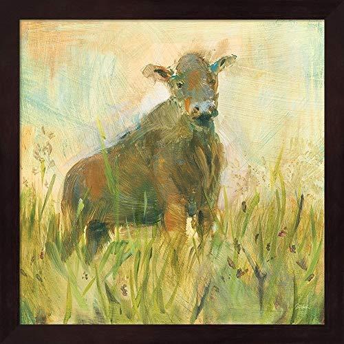 Metaverse Sue Schlabach 'The Grazer' Framed Art ()