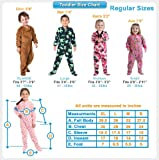 Footed Pajamas - In The Clouds Toddler Hoodie Chenille