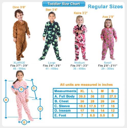 Footed Pajamas Hanukkah Fun Toddler Hoodie One Piece - Buy Online in UAE.  7cee19b7c